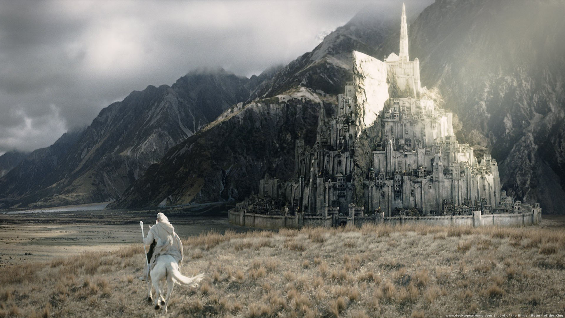 The City of Minas Tirith